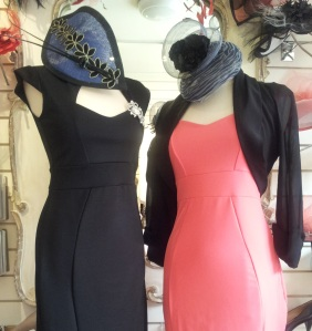 "Get dressed from head to toe at ""Hats by Jean, the boutique"""